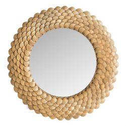 Miroir «Coquillages»