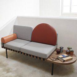 Canapé «Grid»