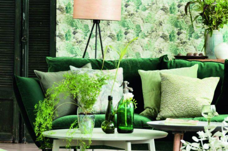 Le vert Greenery, pour faire le plein d'énergie !