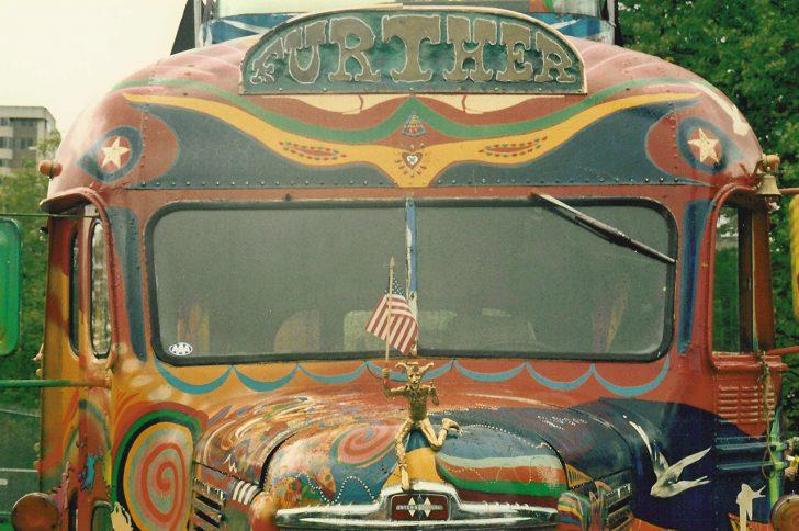 Voyage en caravane