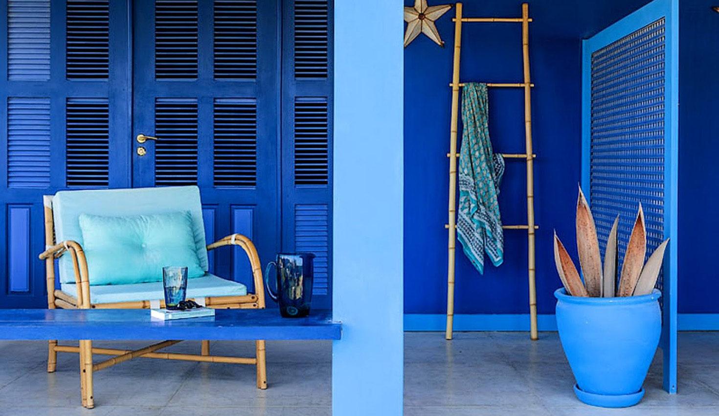 Vivre à L Heure Bleue Klein Reca Décoration