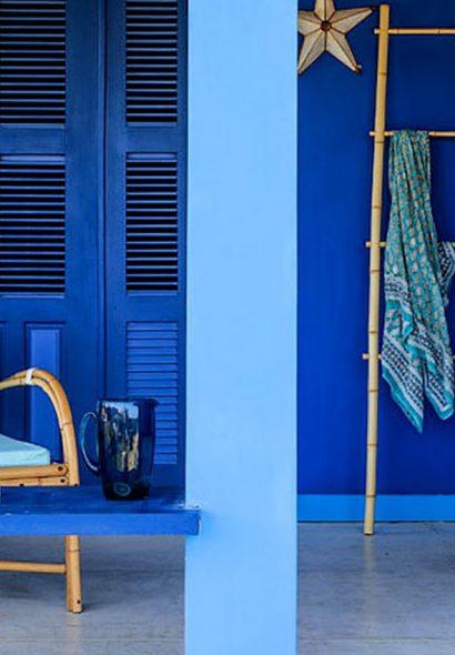 Vivre à l'heure bleue…Klein