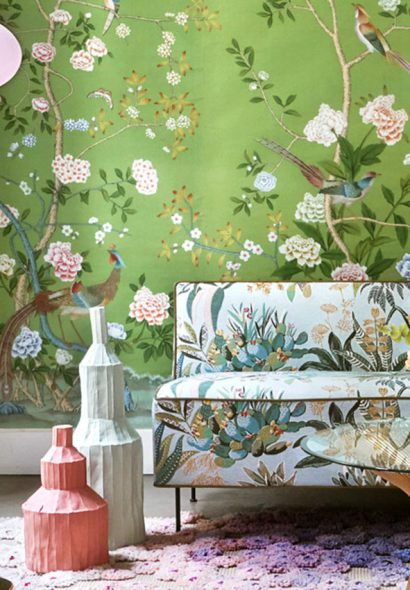 Chic, du chintz !