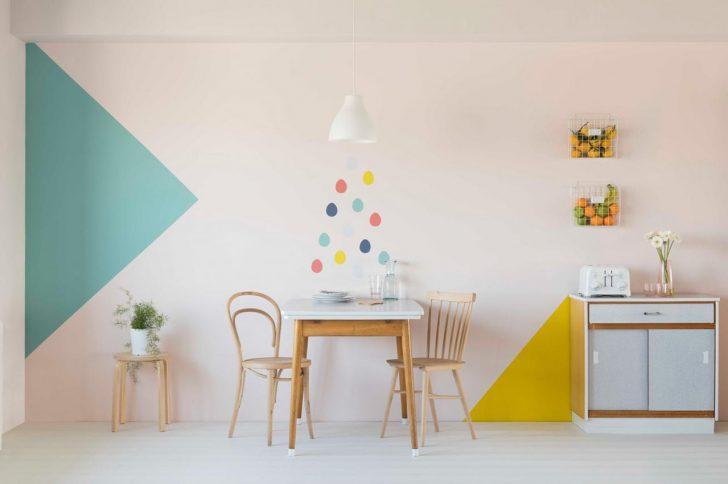 Géométriques et pastel